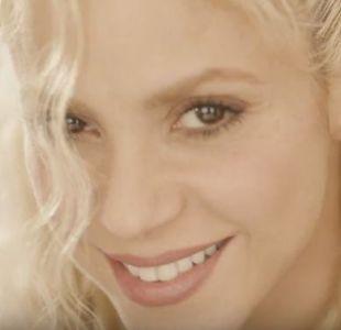 """Shakira lanza el video de """"Me Enamoré"""""""