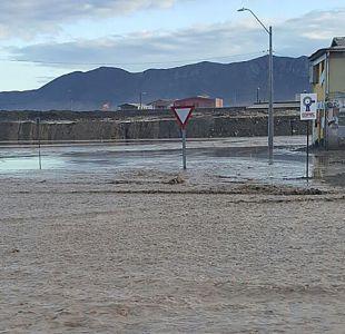 [FOTOS] Así amaneció el norte de Chile debido al desborde del río Copiapó