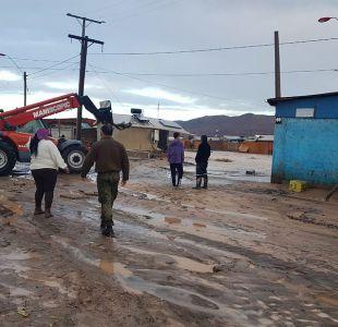 Desbordes de ríos y cortes de agua potable marcan emergencia en la zona norte