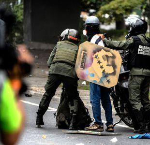 Oposición venezolana pide un diálogo con la Fuerza Armada