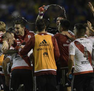 River Plate vence a Boca Juniors en La Bombonera y se queda con el Superclásico argentino