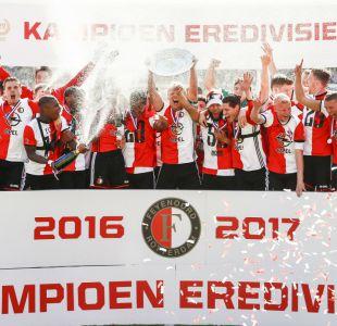 Feyenoord se corona campeón en Holanda después de 18 años