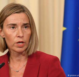 UE pide a Venezuela liberar a opositores e investigar incidentes