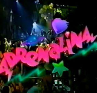 """Hace 21 años que se emitió la teleserie """"Adrenalina"""""""