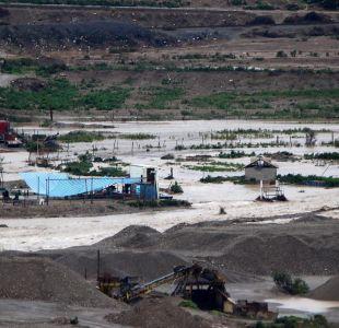 Gobierno declara zona de Catástrofe para toda la región de Coquimbo