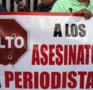 A diez se eleva la cifra de periodistas asesinados en México en 2017
