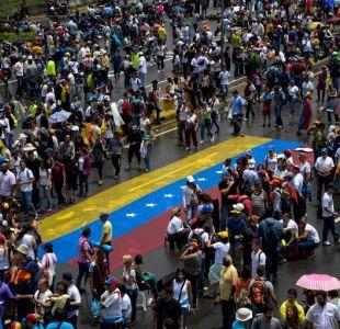 Nueva protesta contra Maduro genera disturbios que dejan un nuevo muerto