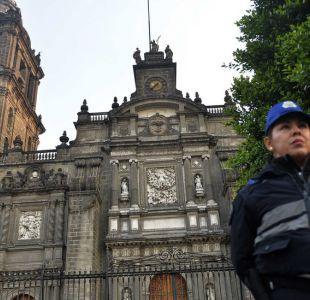 El impactante apuñalamiento de un sacerdote mientras daba misa en la catedral de Ciudad de México
