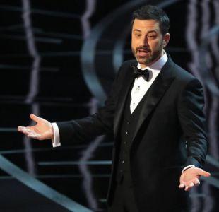 Jimmy Kimmel volverá a presentar los premios Oscar en 2018