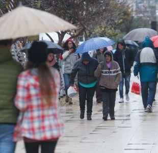 Enel activa plan preventivo por pronóstico de lluvia en Región Metropolitana
