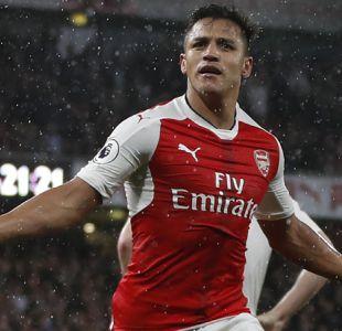 Alexis destaca como el 2° mejor jugador de la Premier y capitán pide que siga en Arsenal