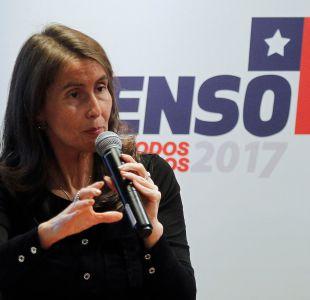 Directora del INE: en diciembre se conocerá primer grupo de variables definitivas del Censo