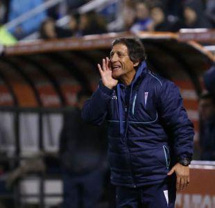 Salas tras eliminación de la UC en Libertadores: Vamos a seguir luchando para volver a una copa