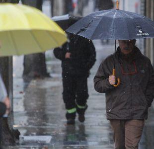 Dirección Meteorológica pronostica vientos y lluvias para la Región Metropolitana