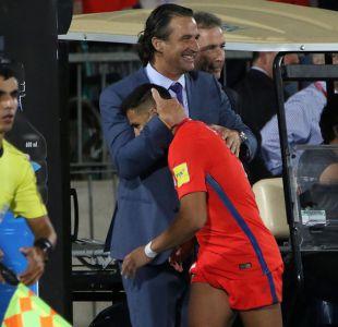 [VIDEO] Juan Antonio Pizzi le dará descanso a Alexis antes de la Copa Confederaciones