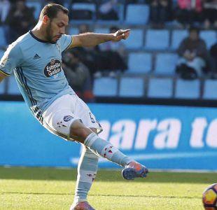 Marcelo Díaz alaba a la U y disfruta más un Superclásico que enfrentar a Real Madrid