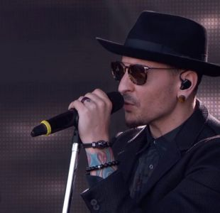 [VIDEO] El homenaje de Linkin Park a Chris Cornell en Jimmy Kimmel Live
