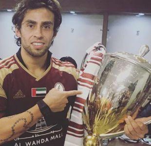 Jorge Valdivia se titula campeón y anuncia su partida de Al-Wahda