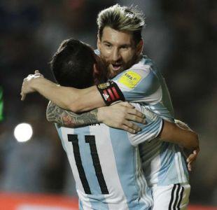 Con el hastag #L30Messi compañeros saludan Messi en su cumpleaños número 30