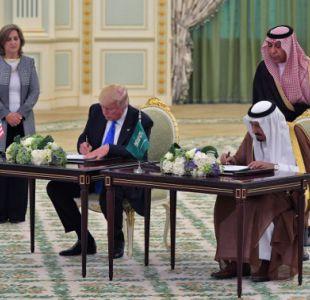 Acuerdos militares por USD 110.000 millones entre EE.UU. y Arabia Saudita
