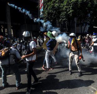 Más de 200.000 personas protestan contra Maduro en Venezuela