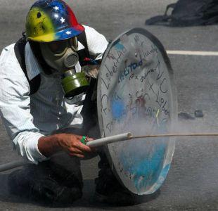 Venezuela:Multitudinarias marchas en Caracas y Táchira al cumplirse 50 días de protestas opositoras