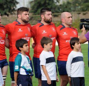 Chile apabulla a Paraguay y ahora dirimirá con Uruguay el repechaje al Mundial de Rugby