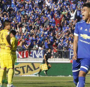 [VIDEO] Goles Fecha 15: La U derrota a San Luis y se titula campeón