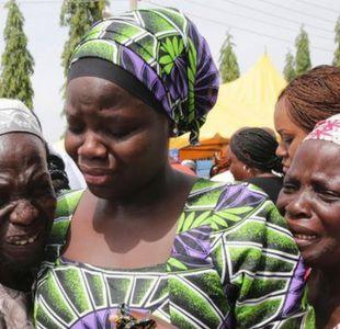Así fue el emotivo reencuentro con sus familias de las 82 niñas liberadas por extremistas islámicos