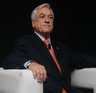 Encuesta Cadem: Piñera sube 2 puntos en semana que se conoce su declaración de patrimonio