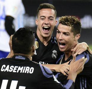 Real Madrid se titula campeón de La Liga tras 5 años de sequía