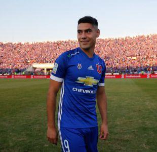 Felipe Mora encabeza nómina del medio local de La Roja para Copa Confederaciones