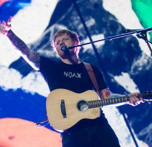 Ed Sheeran marca un nuevo hito en Spotify gracias a Shape of you