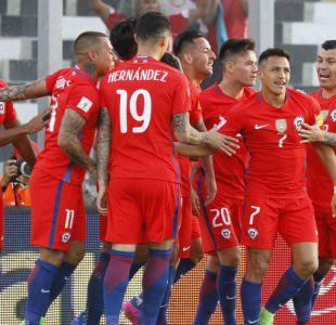 [FOTOS] La nómina de la selección chilena de cara a la Copa Confederaciones