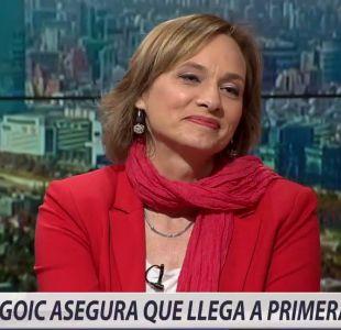 [VIDEO] Cadem: Piñera sube dos puntos