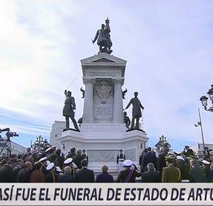[VIDEO] Los secretos de Prat y su funeral