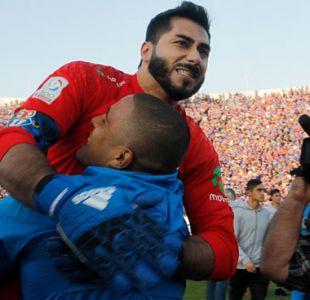 """Johnny Herrera: """"Es un orgullo haberle ganado cuatro definiciones a Colo Colo"""""""