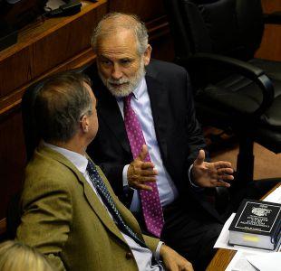 """Montes pide que Guillier debata con Goic: """"Tiene que tomar decisiones y se le agota el tiempo"""""""