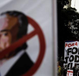 Se reanudan caídas en mercados brasileños en medio de escándalo