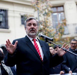 """Guillier asegura que partidos están """"cuadrados"""" con él por elección de intendentes"""