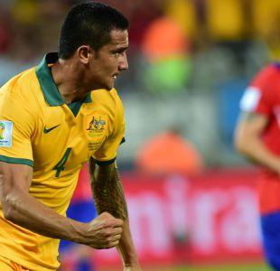 """Australia da prenómina para Copa Confederaciones liderada por """"viejo conocido"""" de Chile"""