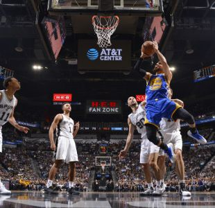 Golden State Warriors a la final de la NBA tras eliminar a San Antonio Spurs