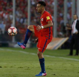 """Mauricio Isla y la Copa Confederaciones: """"No sé si somos favoritos 100 por ciento"""""""