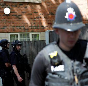 Allanamientos policiales en el sur de Manchester.