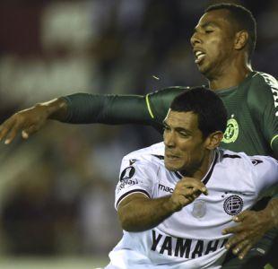 Chapecoense queda fuera de la Libertadores por alineación indebida ante Lanús
