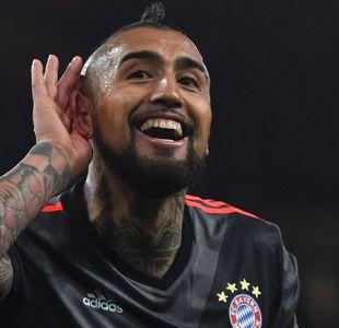 """Arturo Vidal gana demanda contra bebida energética por uso de su apodo """"King Arturo"""""""