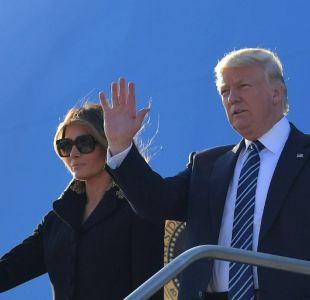 Trump en Roma