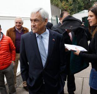 Piñera participa en Mesa Central de Tele13 Radio