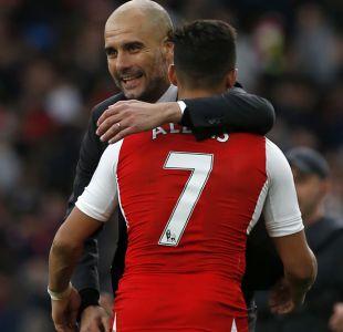 """Medio inglés asegura que jugadores de Manchester City están """"convencidos"""" de llegada de Alexis"""