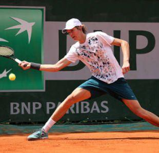 Nicolás Jarry gana y sueña con entrar al cuadro principal de Roland Garros